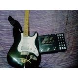 Guitarra Electrica Mas Pedalera 360 Rp Xp