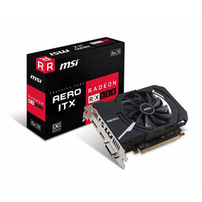 Tarjeta De Video Radeon Rx 550 4gb Ddr5 Excelente Para Minar