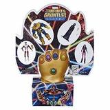 Hasbro Thanos Guantelete Del Infinito Sdcc2014 Nuevo