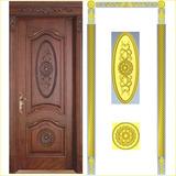 Puerta Diseño 3d Stl Cnc