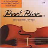 Juego Cuerdas Para Violin 4/4 3/4