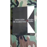 Direccion De Marketing 14e (libro Originaleditorial Pearson)