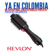 Cepillo Revlon Salon One-step Hair Dryer Voluminizador W01