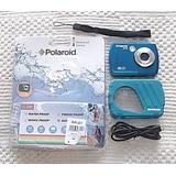 Camara Polaroid Is 048 Resistente Al Agua Nueva