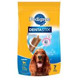Botana Pedigree Dentastix Adulto Raza Grande 24.6 Gr