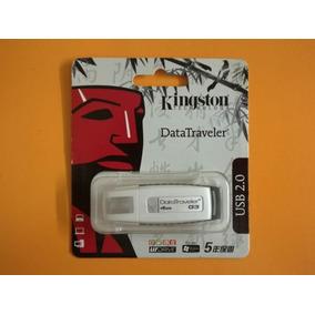 Pendrive Kingston Data Traveler 4gb Original Blister
