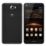 Huawei Y5 Ii Quad Core Fm 8mpx/2pmx Flash Frontal (black)