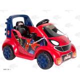 Carrito Eléctrico 100% Original Spider Man 6v Xtreme C