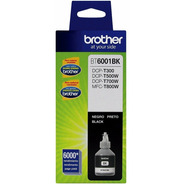 Tinta Brother Negro Bt6001bk