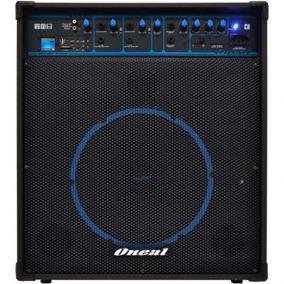 Caixa Multiuso Oneal Ocm 590 Bluetooth Usb 80w - Bivolt