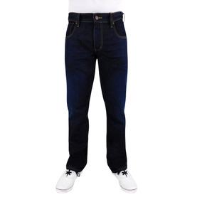 Jeans Breton De Mezclilla Para Caballero. Slim Fit. Bjm007