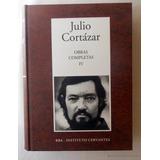 Julio Cortázar Poesía Poemas Tomo Iv De Obras Completas
