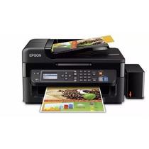 Impresora Multifuncional Epson Wf2630 Sistema Continuo Tinta