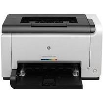 Impressora Laser Colorida Hp Laserjet Pro Cp1025 P/ Transfer