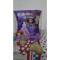 Princesa Princesita Sofia Disney 100% Original Marca Mattel