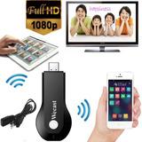 Receptor P/tv/pantalla Wecast C2+ Hdmi 1080p Dlna C/wifi