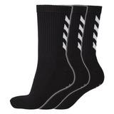 Media Hummel Pack X3 Sock Fundamental 2001 Talle 41al46