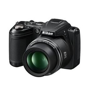 Câmera Digital Nikon Coolpix L310 14,1px Zoom 21x