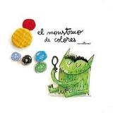 El Monstruo De Colores - Llenas Anna