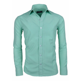 Camisa Lcc61 Green La Chaqueteria Envio Gratis