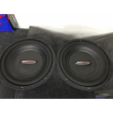 Par De Woofers Soundstream Rubicon 12 Old School