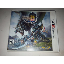 Monster Hunter 3 Ultimate 3ds Usado . Cambios Gamer..