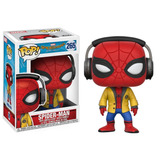 Funko Pop Spiderman Homecoming Headphones 265 Audifonos