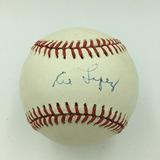 Béisbol Autografiado De Al Lopez - Coa Oficial De La Liga Am