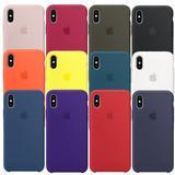 Capa Original Capinha Iphone Xs X 10 8 7 6 6s Plus Case Se