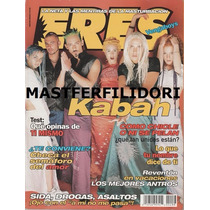 Kabah Maria Jose Revista Eres Junio 2000 Thalia