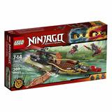 Lego Ninjago 70623 El Caza Terrestre Del Trueno Original