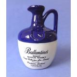 Garrafa Whisky Ballantines - Porcelana