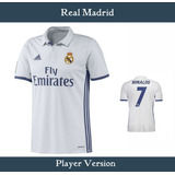 Camisa Real Madrid Player Version