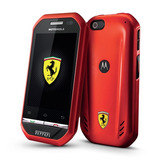Nextel Motorola I867 Ferrari (android, Gps) Novo De Vitrine