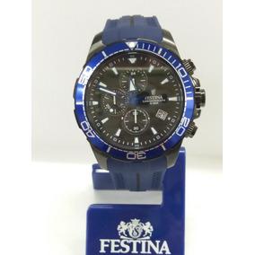 7557f74b791b Reloj Festina Resina - Relojes de Hombres en Mercado Libre Chile