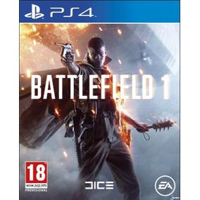 Battlefield 1 Ps4 Juga Digital Juga Con Tu Usuario!