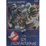 Figuritas Del Álbum Los Cazafantasmas - Año 1992- Ultrafigus