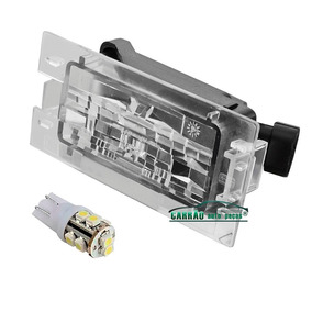 Lanterna Placa Gm Celta 2001 A 2005 Prisma 2006 A 2013 + Led