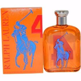 Perfume Polo Big Pony Orange #4 Ralph Lauren 75ml Original