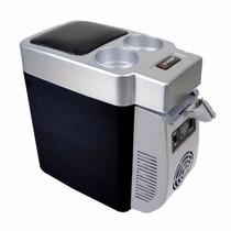 Mini Refrigerador Portátil 7l Se Conecta Al Auto 12v Wagan
