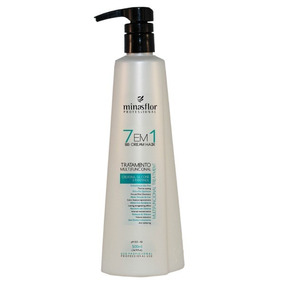 Minasflor 7 Em 1 Bb Cream Hair Multifuncional - 500ml