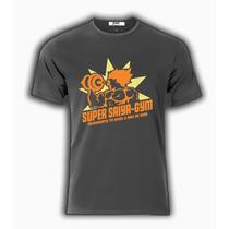 Playeras O Camiseta Para Gym Dragon Ball Vegeta Super Saiyan