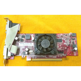 Placa De Video Msi Radeon Hd4350 512mb 64bit Ddr2 Pci-e