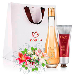 Kit Presente Natura Ekos Flor Do Luar