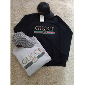Poleron + Gorro Gucci