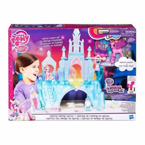 Conjunto My Little Pony Castelo De Cristal - Hasbro