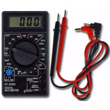 Multimetro Tester Digital Dt830d