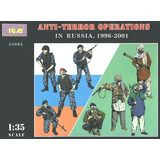 Icm Anti Terror Operations In Russia 1996-2001 1/35