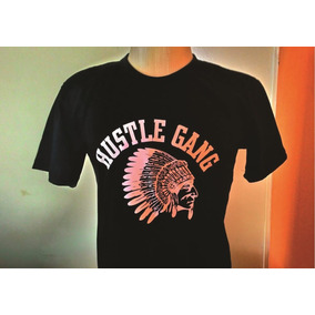 Camisetas Hip Hop Rap T.i. - Hustle Gang - Frete Grátis!!!