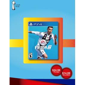 Vendo Fifa 19 Ps4 Digital Original En Prom Hasta 20-dic-2018
